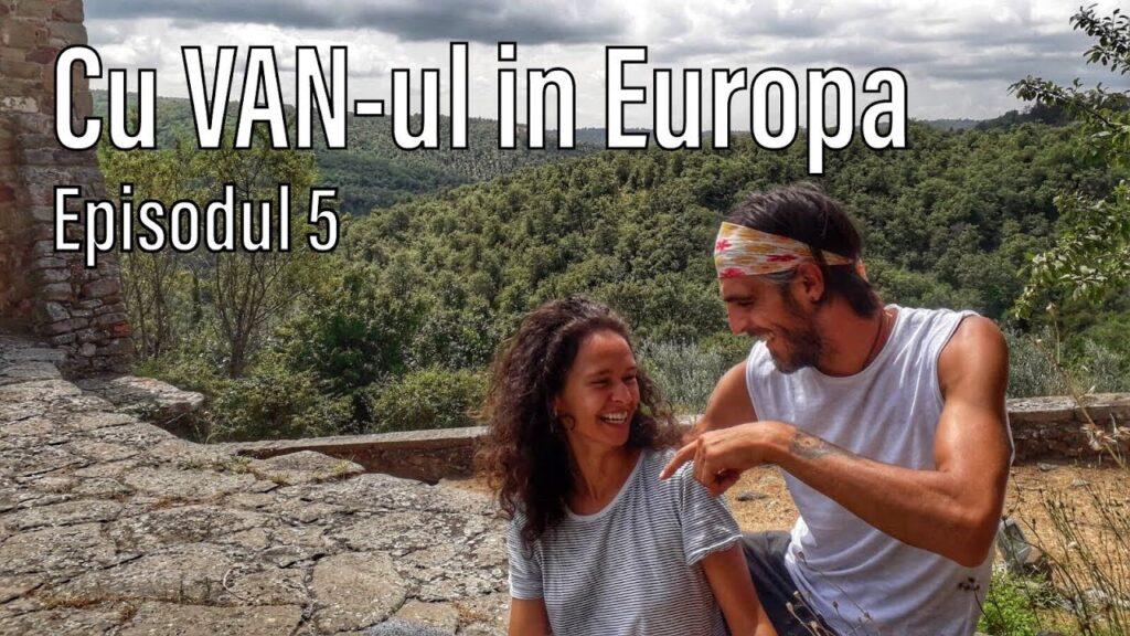 Episodul 5 din calatoria noastra cu vanul prin Europa
